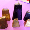 "Selling with online payment: ""More Cowbell"" well here's 6 of them including 1 ROGERS"
