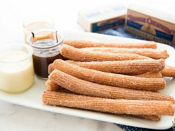 Selling with online payment: 10 Frozen Churros