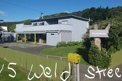 Book on LiveLocal or Other Platforms: 15 Weld Street Mahia Beach