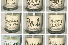 Selling with online payment: Local Florida Soy Candles--- 10oz
