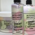 Selling with online payment: Hand & Body Lotion