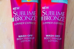 Buy Now: L'Oréal Sublime Bronze Wash off Body Makeup in Medium lot of 24