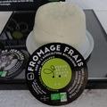 Vente avec paiement en direct: Fromage frais Bio de vaches jersiaises lot de 2