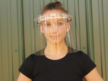 Sell your product: Standard Face Shield
