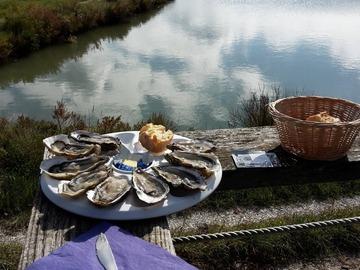 Vente avec paiement en ligne: Huîtres de Marennes