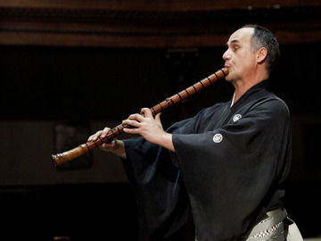 Live On-line Workshop: Live On-Line Workshop: Learn about Japanese Bamboo Flutes