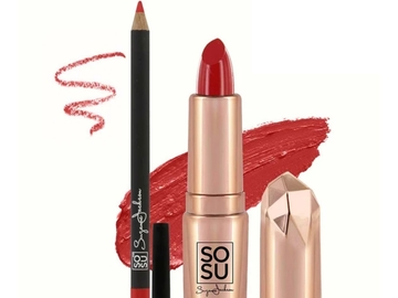 Selling with online payment: SOSU Lip kit