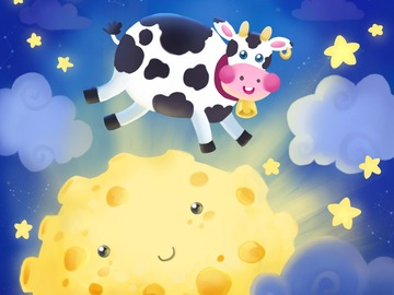 Offering with online payment: FULL SERVICE Children's Book Illustration Package