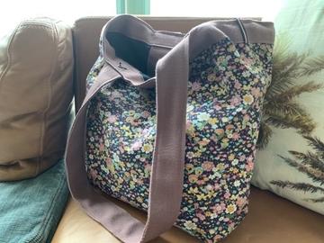 """: Reversible bags """"bouquet de fleurs"""""""