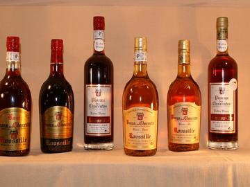 Vente avec paiement en direct: Pineau des Charentes - Rosé Extra Vieux
