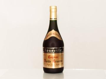 Vente avec paiement en direct: Cognac Vieille Réserve