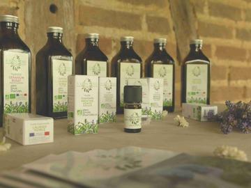 Vente avec paiement en ligne: Huiles essentielles 100% Bio, pures et naturelles