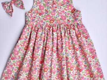 : Fleur - Floral dress for Girls