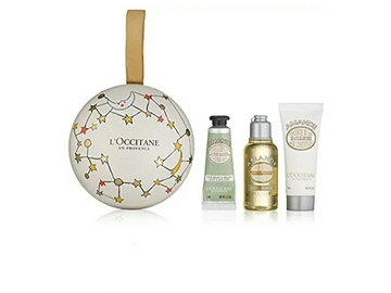 Selling with online payment: L'Occitane sweet essentials gift set