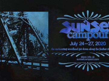 Event: Sunset Campout: 7/24-7/27