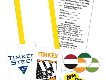 Sell your product: Blank or Printed Labels