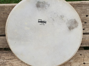 """Selling with online payment: Radio King 16"""" calf skin drum head"""