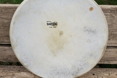 "Selling with online payment: Radio King 16"" calf skin drum head"