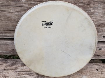 """Selling with online payment: Radio King 13"""" calf skin head"""