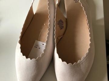 Ilmoitus: Uudet kengät koko 41