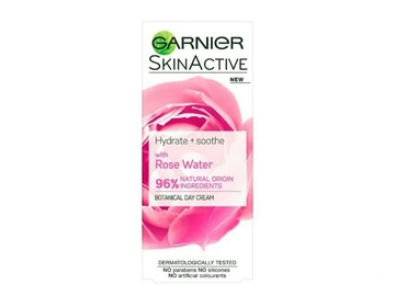 Selling with online payment: Garnier Natural Rose Water Moisturiser