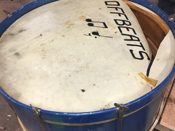 Question: 1920-30's bass drum