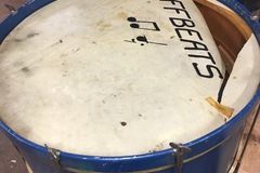 Question: 1920-30's bass drum