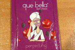 Buy Now: 144 packets - Que Bella Perfecting Superberry Mud Mask- .5 Oz.