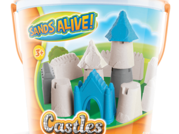 Selling with online payment: Sands Alive Castles