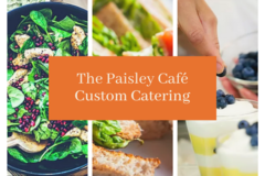 Services: Custom Catering