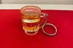 Buy Now: 170 pcs Beer Mug Keychains w/liquid inside  $ .58 pcs