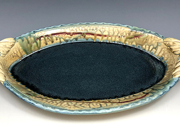 Selling with online payment: Oval Dish
