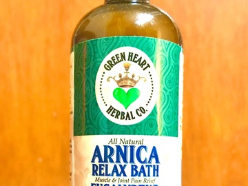 Selling with online payment: Arnica Bath- Eucalyptus