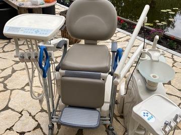 Gebruikte apparatuur: AOL tandarts behandelstoel