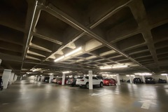 Daily Rentals: Private Santa Monica Parking space