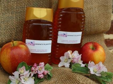 Vente avec paiement en direct: Caramel liquide à la pomme