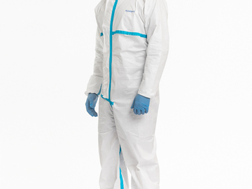Offer: Disposable Protective Coverall FLOMED-9700