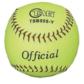 "Buy Now: TAG 12"" Vinyl Youth Fast Pitch Safety Softball Model #TSB555-Y"