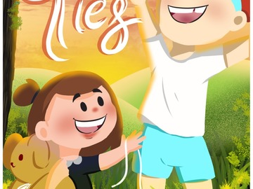 Offering with online payment: Children's Book Illustration