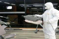 Servicios: Limpieza Desinfectante con Neubolizadores ULV  **Desde $99.00 por
