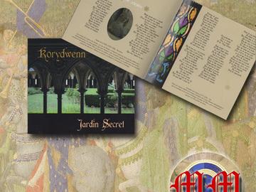 Verkaufen mit Widerrufsrecht (Gewerblicher Anbieter): (CD) JARDIN SECRET - Korydwenn