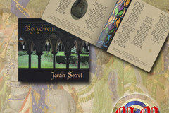 Selling with right to rescission (Commercial provider): (CD) JARDIN SECRET - Korydwenn