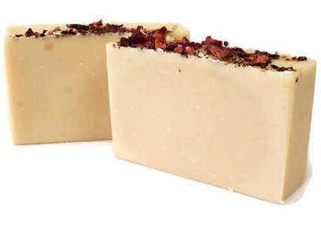 Selling with online payment: Hippie Chick artisan soap