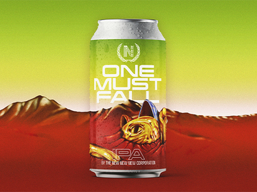 Selling with online payment: One Must Fall (4 pack)