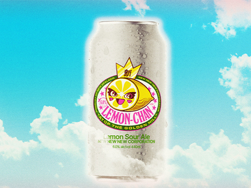 Selling with online payment: Lemon-Chan (Lemon Sour Ale)