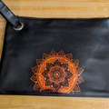 Selling with online payment: Oversized Wristlet