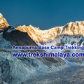 Offering with online payment: Annapurna Sanctuary Trekking