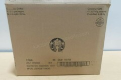 Buy Now: (4) 5lb. Bags of Starbucks Coffee Beans