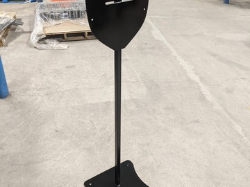 Sell your product: Mobile Hand Sanitizer Dispenser Stand | Universal Mount | Made in