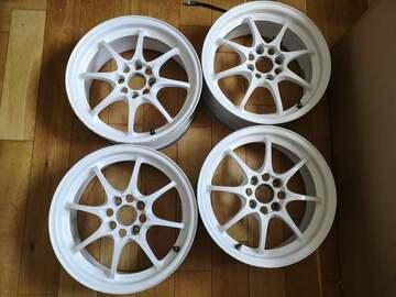 """Selling: Rays Volk CE28 15""""X6.5j 4x100 +35"""